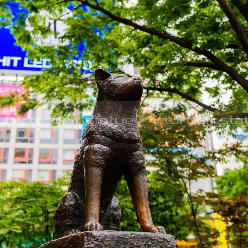 Custom Dog Statue