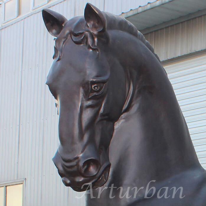 Leonardo da Vinci Horse statue