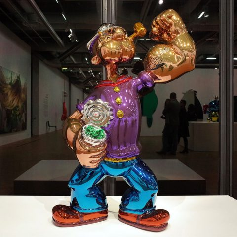 popeye statue for sale