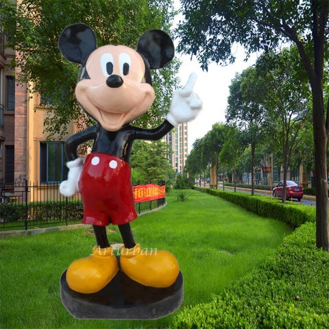 mickey mouse statue for sale