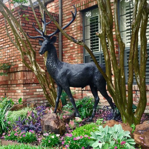 deer lawn ornaments