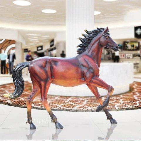 fiberglass horse for sale
