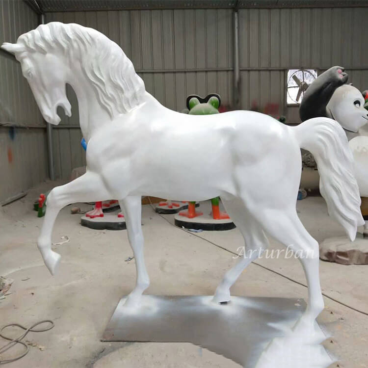 fiberglass horse statue for sale