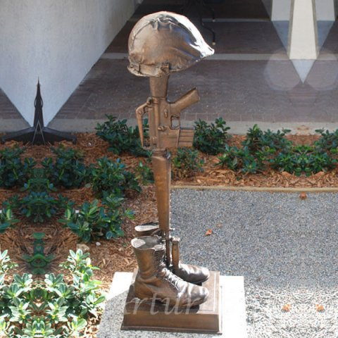 fallen soldier statue for sale