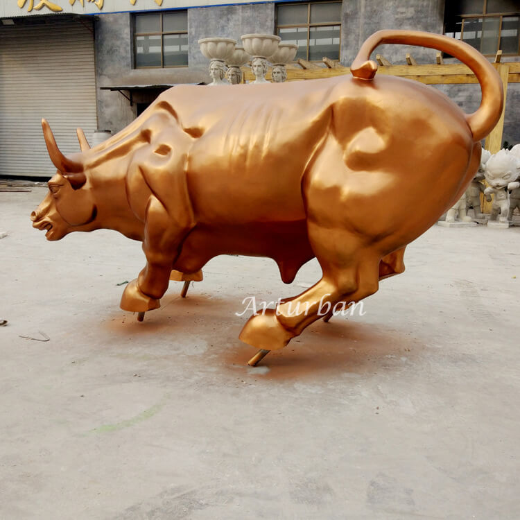large bull statue for sale
