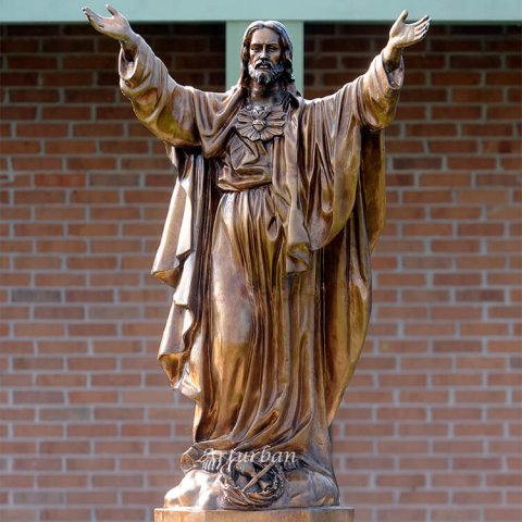 catholic jesus statue