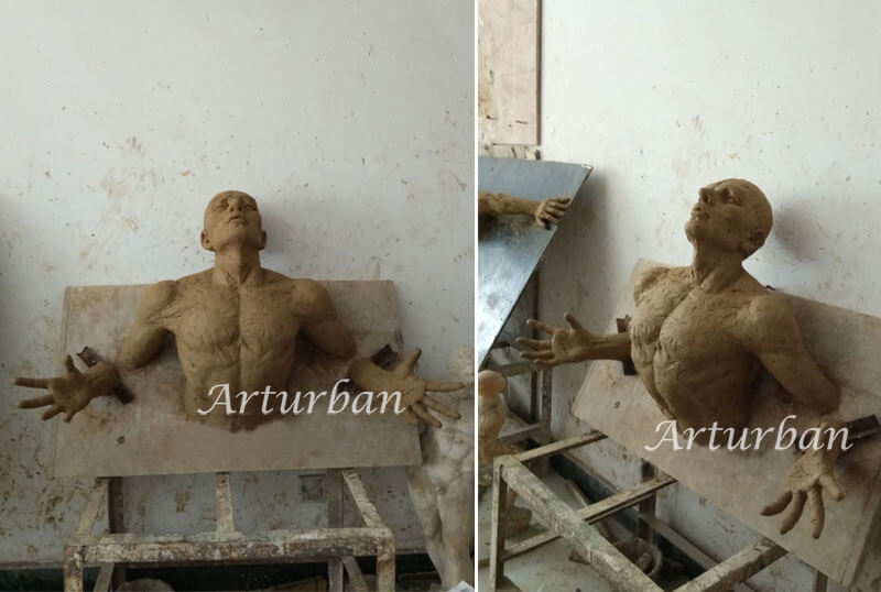 matteo pugliese sculpture