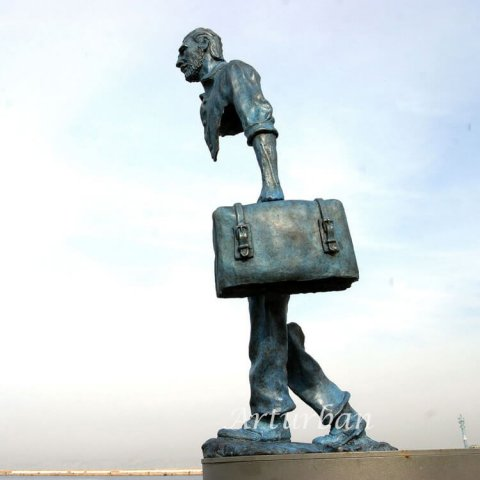 frances bruno catalano statue