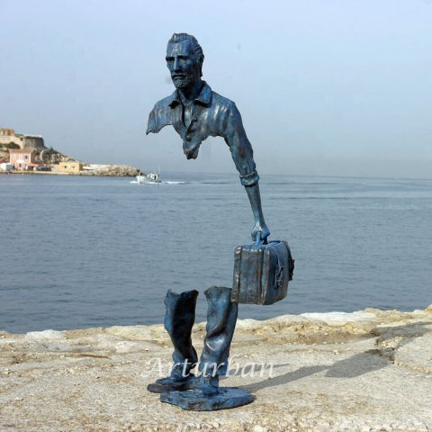 bruno catalano sculpture for sale