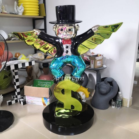 alec monopoly sculpture for sale