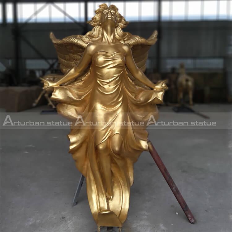 angel garden statues