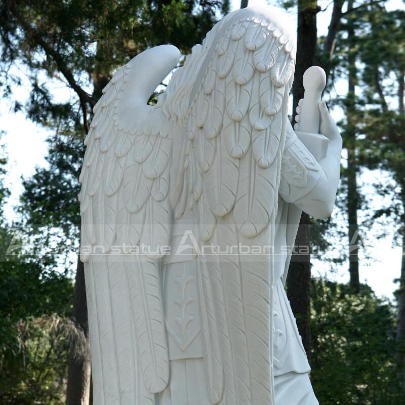 Saint Archangel Michael Statue