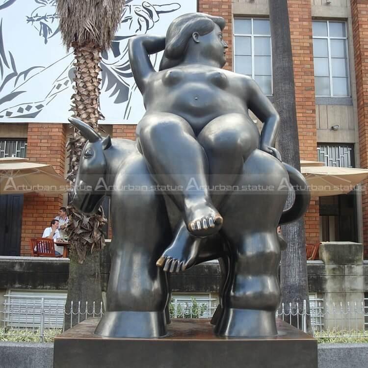 fernando botero most famous sculptures