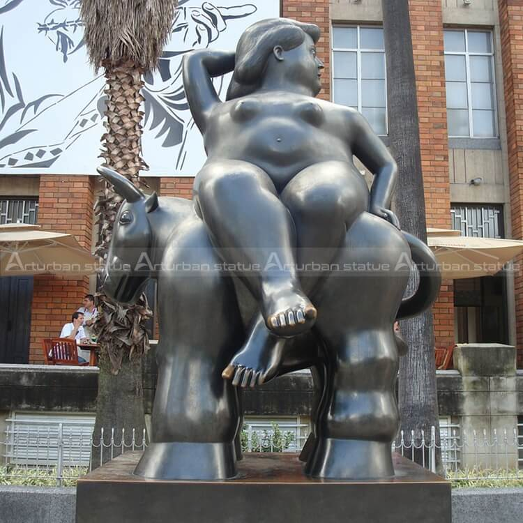 fernando botero most famous sculptures