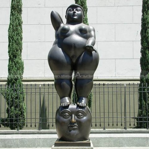 botero bronze sculptures