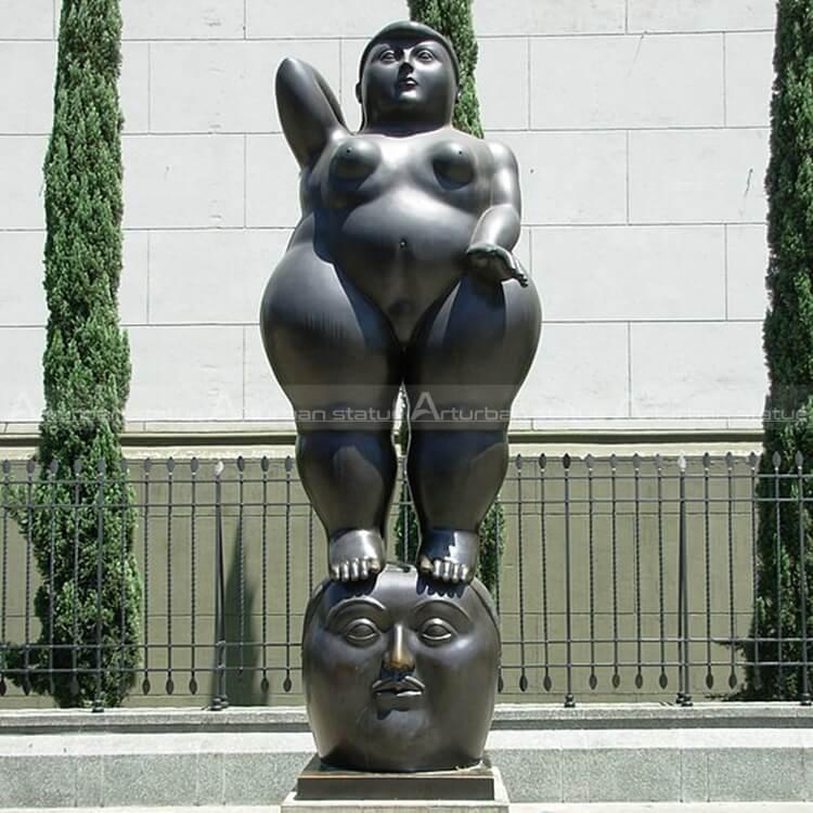 botero bronze sculptures