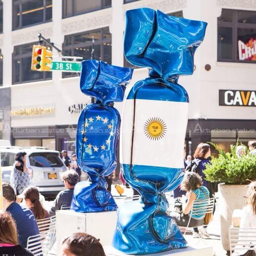 fiberglass sugar sculpture