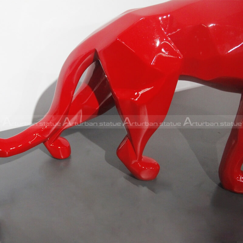 leopard statue for sale