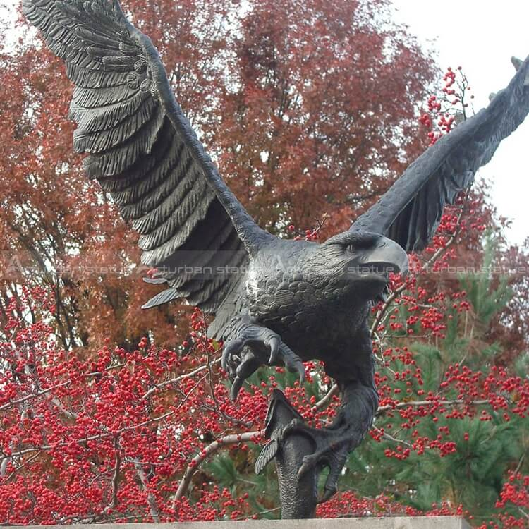 bald eagle statues for sale