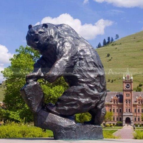 Bear sculptures for sale
