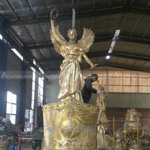 large garden angel statues for sale