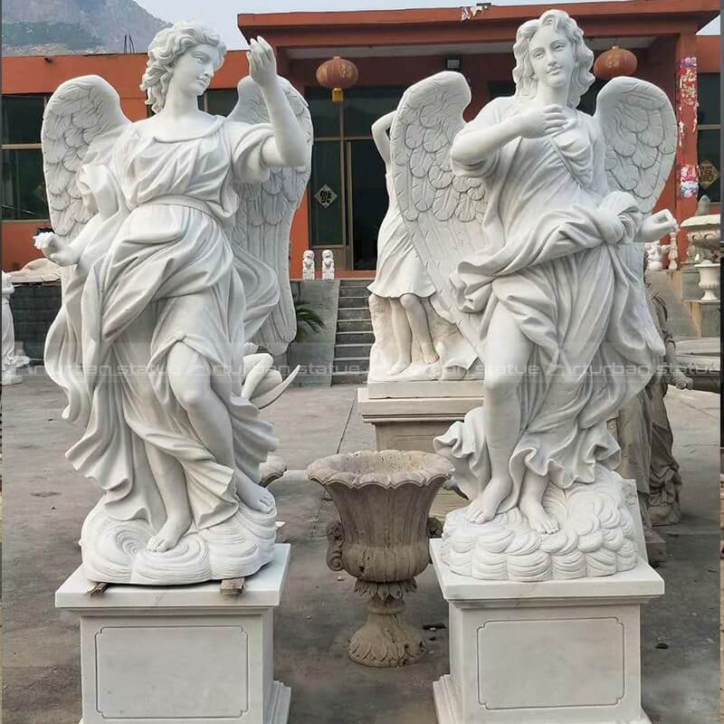 large angel statues for sale