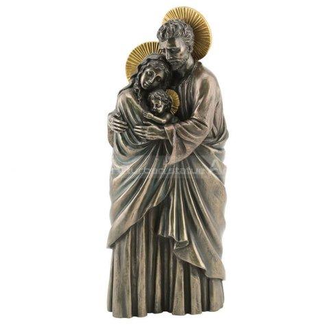sleeping holy family statue