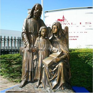 holy family statue for home