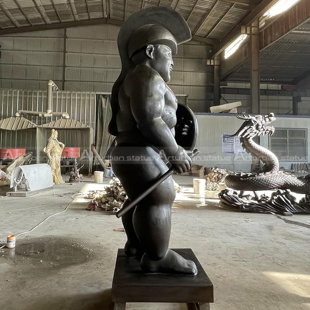 Fernando Botero soldier