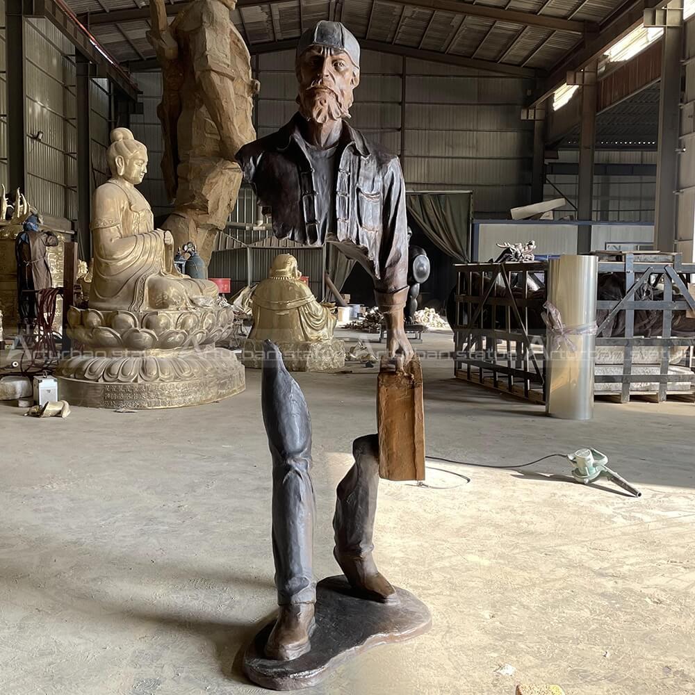 Bruno catalano sculpture replica